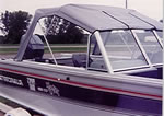 Convertible Boat Top
